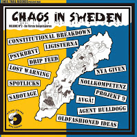 chaos in sweden